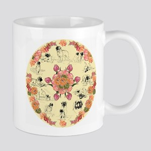 Leonberger Dogs Mugs
