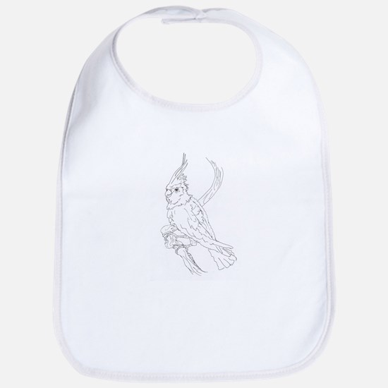 Cockatoo Parrot Cockatiel Bird Bib