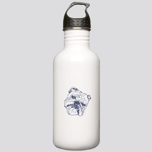 Bulldog Stainless Water Bottle 1.0L