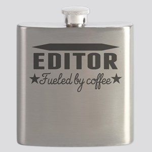 Editor Fueled By Coffee Flask