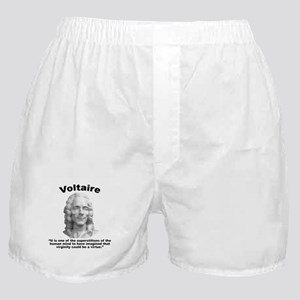 Voltaire Virginity Boxer Shorts
