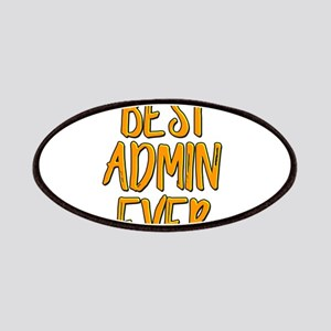 Best admin ever Patch
