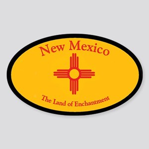 New Mexico Land Of Enchantment Sticker