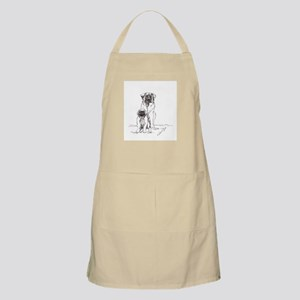 Leonberger Dog Family Apron