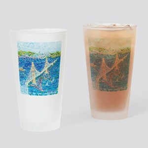 Golden Gate San Francisco Drinking Glass