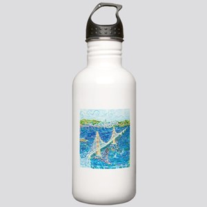 Golden Gate San Franci Stainless Water Bottle 1.0L