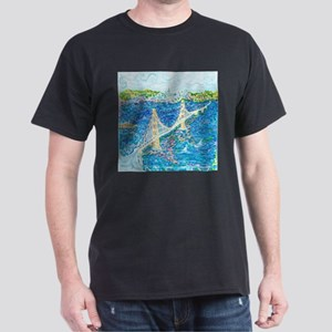 Golden Gate San Francisco Dark T-Shirt