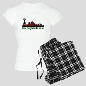 Farm Living Women's Light Pajamas
