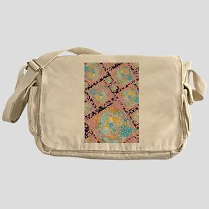 Art Nouveau Lady Messenger Bag