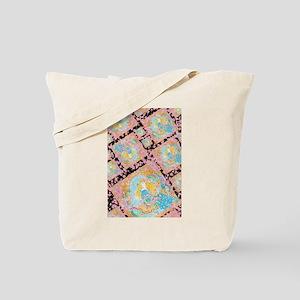 Art Nouveau Lady Tote Bag