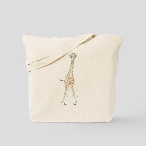 Giraffe Lover's Tote Bag
