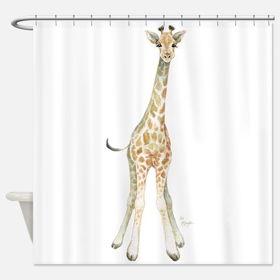 Cute Personality Shower Curtain