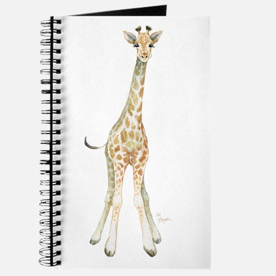 Giraffe Lover's Journal