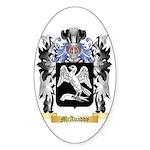 McAvaddy Sticker (Oval 10 pk)