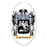 McAvaddy Sticker (Oval 50 pk)
