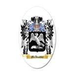 McAvaddy 35x21 Oval Wall Decal