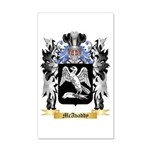 McAvaddy 20x12 Wall Decal