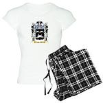 McNiff Women's Light Pajamas