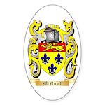 McNicoll Sticker (Oval)