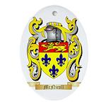 McNicoll Oval Ornament