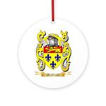 McNicoll Round Ornament