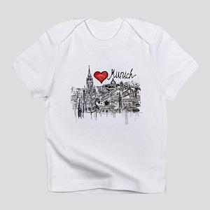 I love Munich Infant T-Shirt