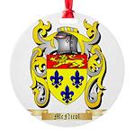 McNicol Round Ornament