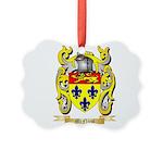 McNicol Picture Ornament