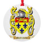 McNicholls Round Ornament