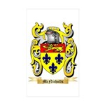 McNicholls Sticker (Rectangle 10 pk)