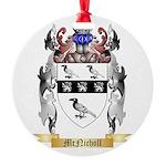 McNicholl Round Ornament