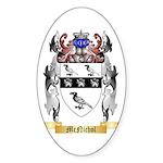 McNichol Sticker (Oval 50 pk)
