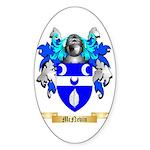 McNevin Sticker (Oval 10 pk)