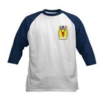 McNess Kids Baseball Jersey