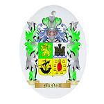 McNeill Oval Ornament