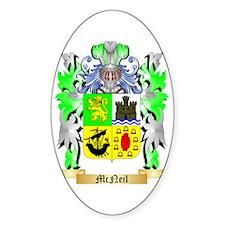 McNeil Sticker (Oval)