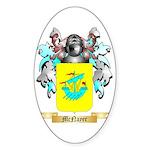McNayer Sticker (Oval 50 pk)