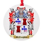 McNaughten Round Ornament