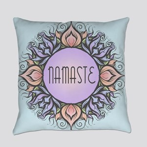 Namaste Everyday Pillow