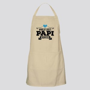 World's Best Papi Ever Apron