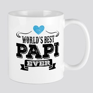 World's Best Papi Ever Mugs