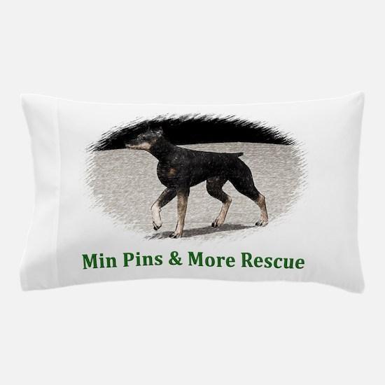 Min Pins & More Rescue Pillow Case