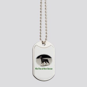 Min Pins & More Rescue Dog Tags