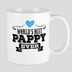 World's Best Pappy Ever Mugs