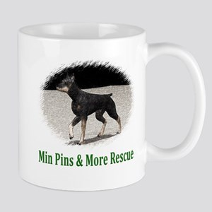 Min Pins & More Rescue Mugs