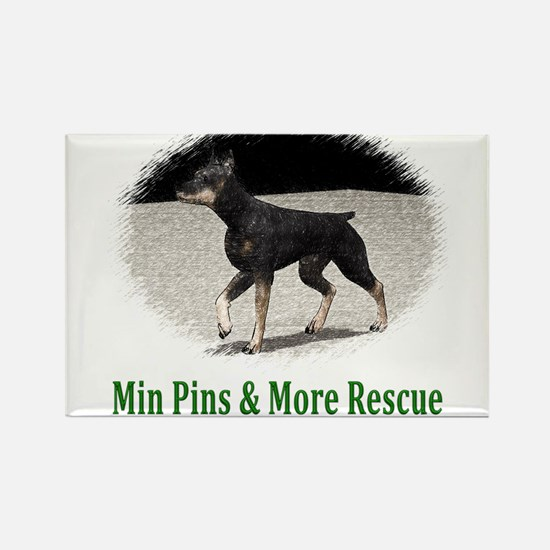 Min Pins & More Rescue Magnets