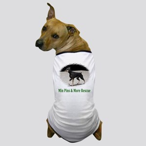 Min Pins & More Rescue Dog T-Shirt
