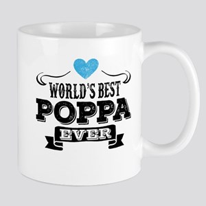 World's Best Poppa Ever Mugs