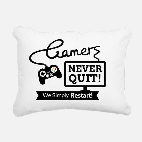 Unique Video game Rectangular Canvas Pillow