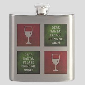 DEAR SANTA... Flask
